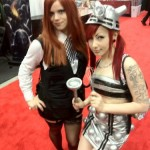 Pond and Dalek hot Girl on Girl action.